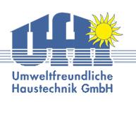 Logo von UFH-Umweltfreundliche Haustechnik GmbH
